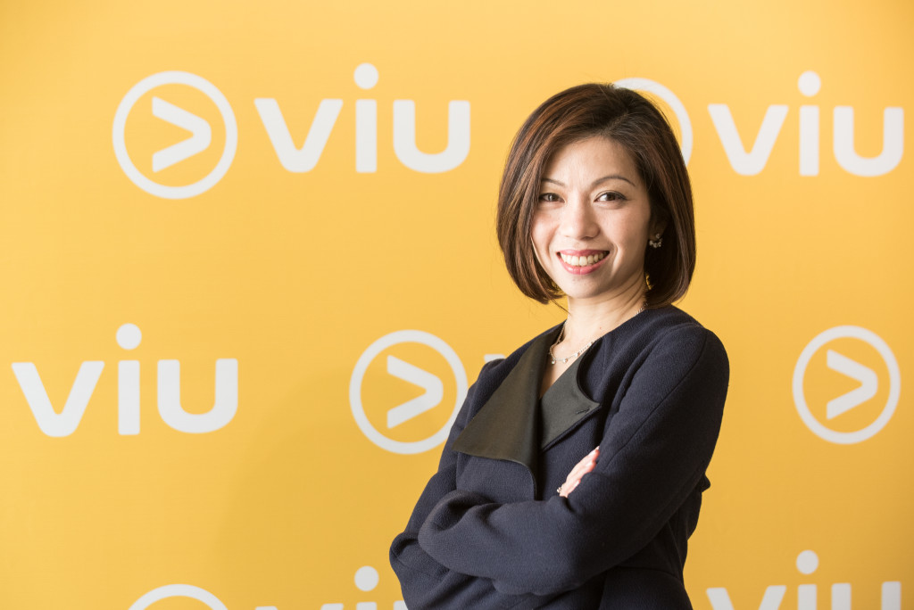 Janice Lee discusses about Viu