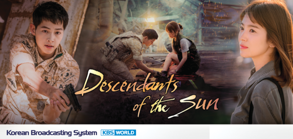 Descendants of the Sun from KBS