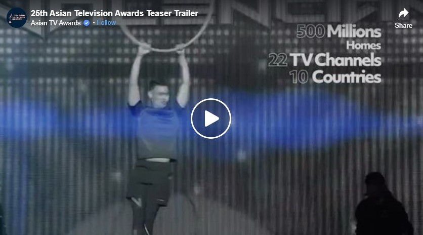 25th asian television awards teaser trailer